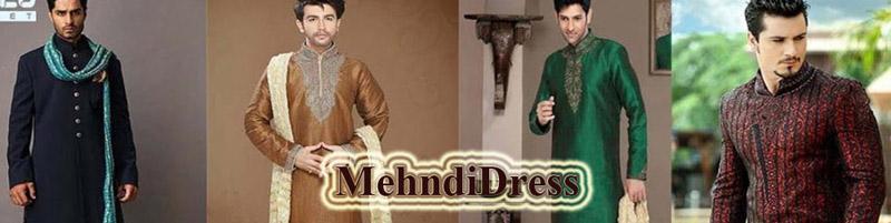Mehndi Dress