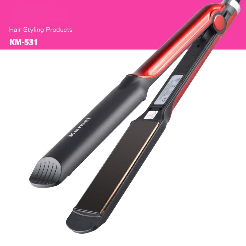 Hair Straightener / Hair Iron - Kemei KM-531