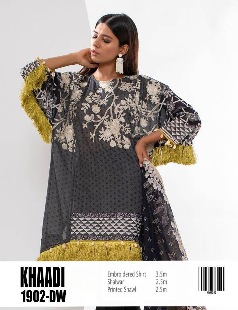 bd164ab8f3 Khaadi - Lawn - Women Fashion 2018, Code: C-9412
