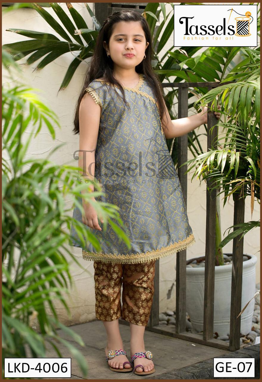 Kids Collection 2pcs Linen