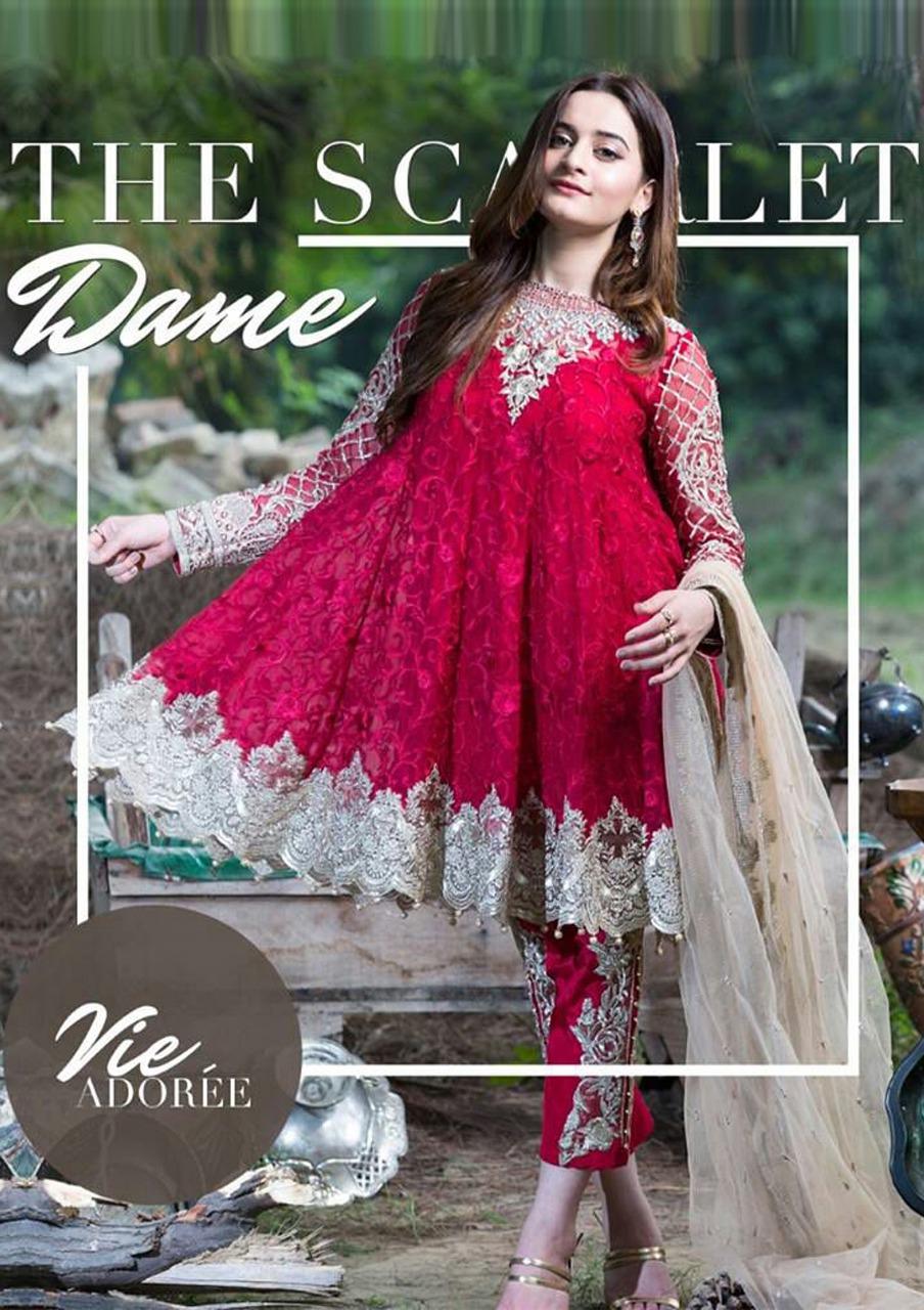 882ba4c61f Imrozia - Linen - Women Fashion 2018, Code: C-6939