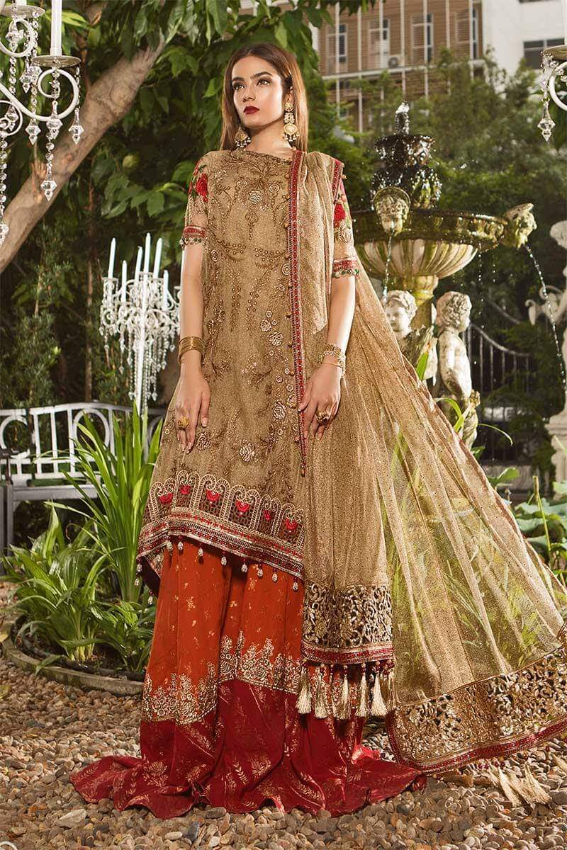 MARIA.B LUXURY CHIFFON EID COLLECTION