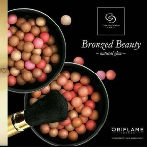 Iconic Giordani Gold Bronzing Pearls
