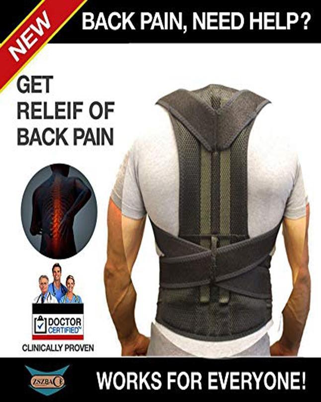 Ny-48 Back Pain Need Help Belt