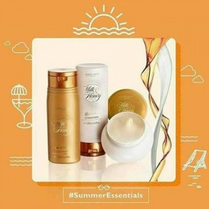 Milk And Honey Gold Shampoo, Conditioner And Mask