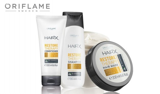 HairX Restore Therapy Treatment