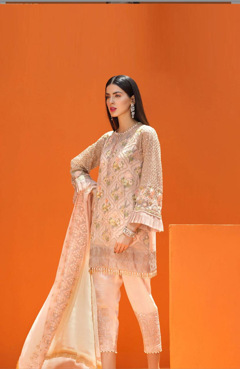 COIR LUXURY CHIFFON COLLECTION