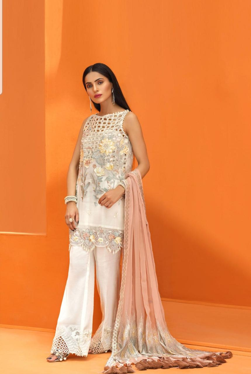 *COIR* LATEST LUXURY CHIFFON COLLECTION 2019