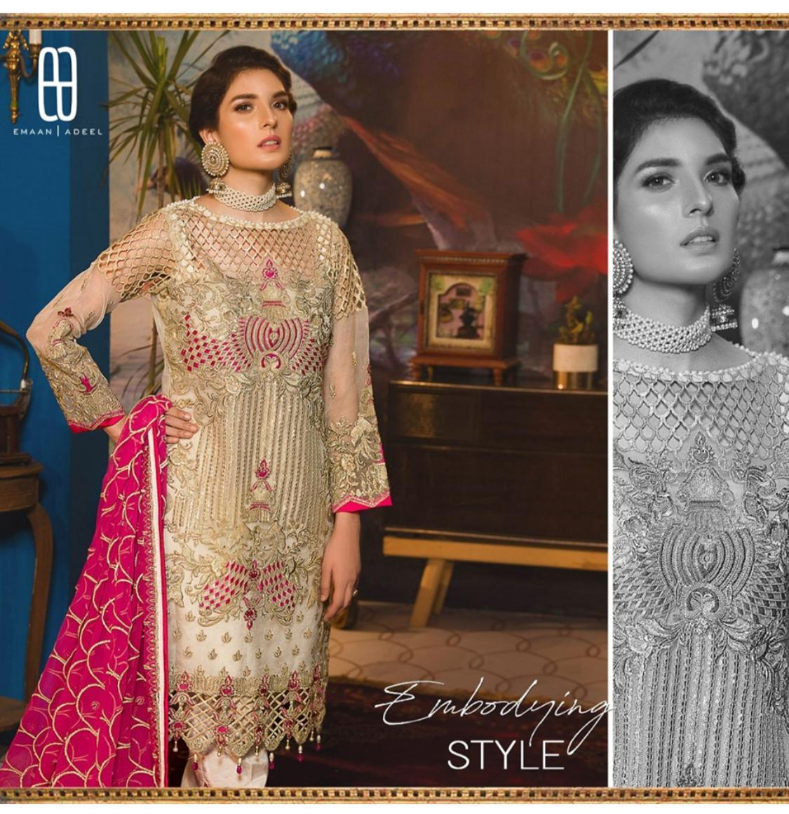 EMAAN ADEEL LUXURY COLLECTION
