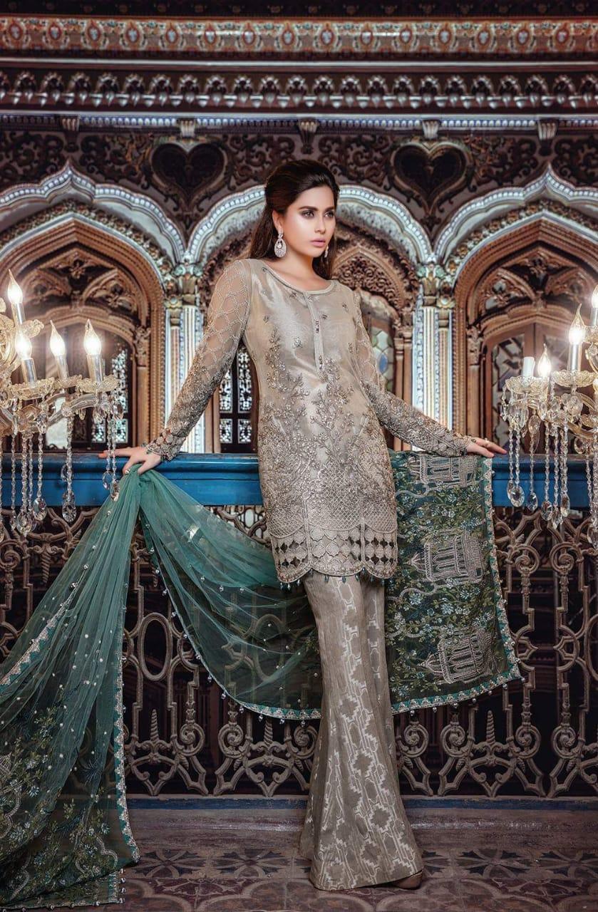 Maria.B Luxury - Chiffon