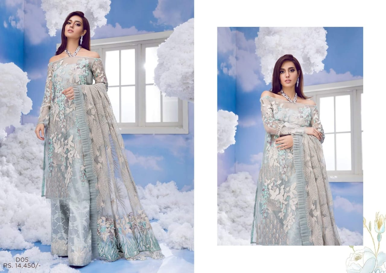 SHIZA HASSAN LUXURY CHIFFON COLLECTION