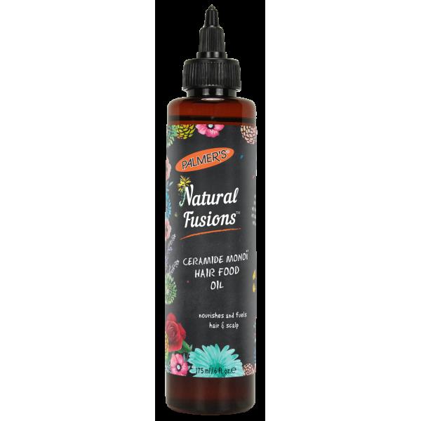 Ceramide Monoï Hair Food Oil