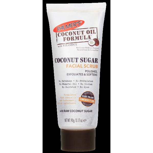 Coconut Sugar Facial Scrub