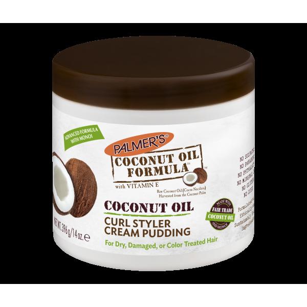 Curl Styler Cream Pudding