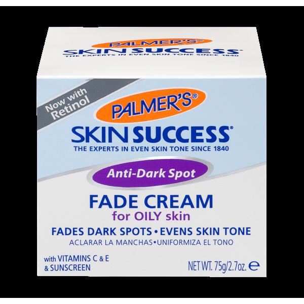 Anti-Dark Spot Fade Cream, For Oily Skin