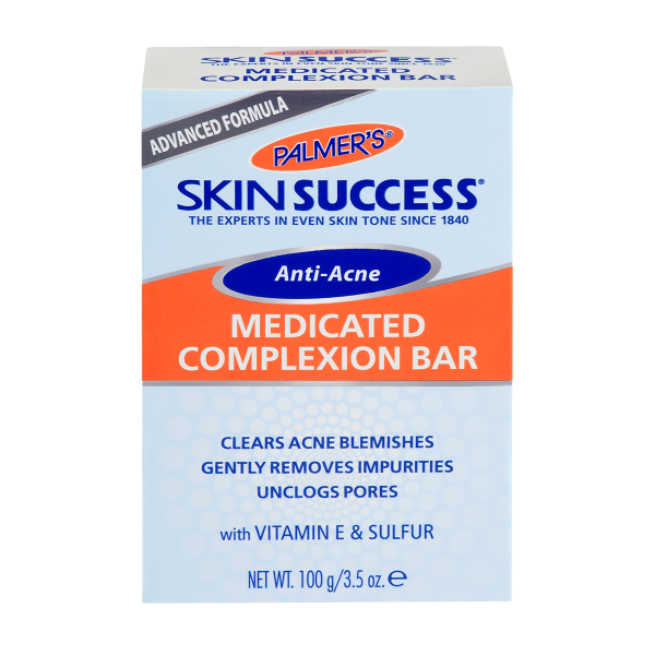 Anti-Acne Medicated Complexion Bar