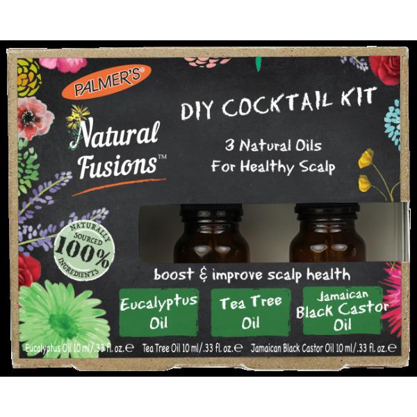 Healthy Scalp DIY Cocktail Kit