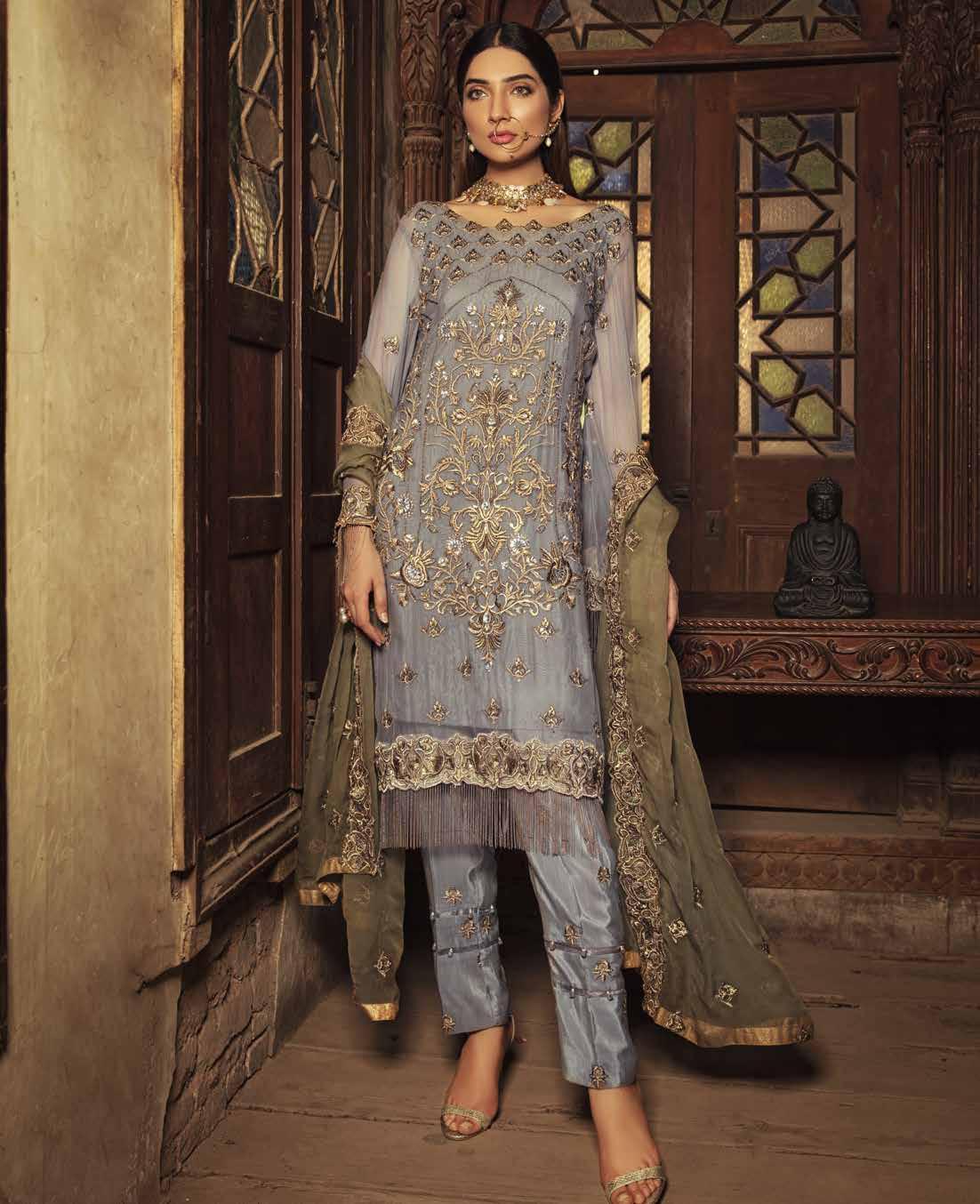 Embroyal - Orignal - Bridal Dress