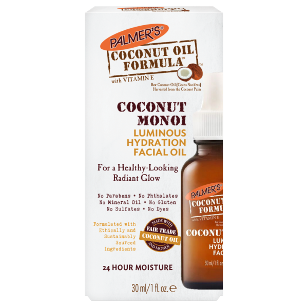 Coconut Monoï Luminous Hydration Facial Oil