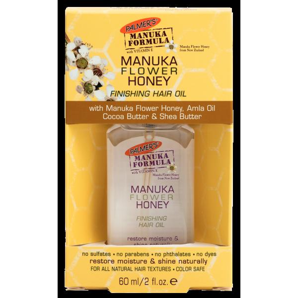 Manuka Flower Honey Finishing Hair Oil
