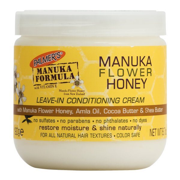Manuka Flower Honey Leave-In Conditioning Cream