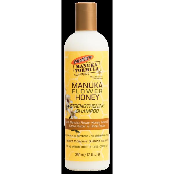 Manuka Flower Honey Strengthening Shampoo