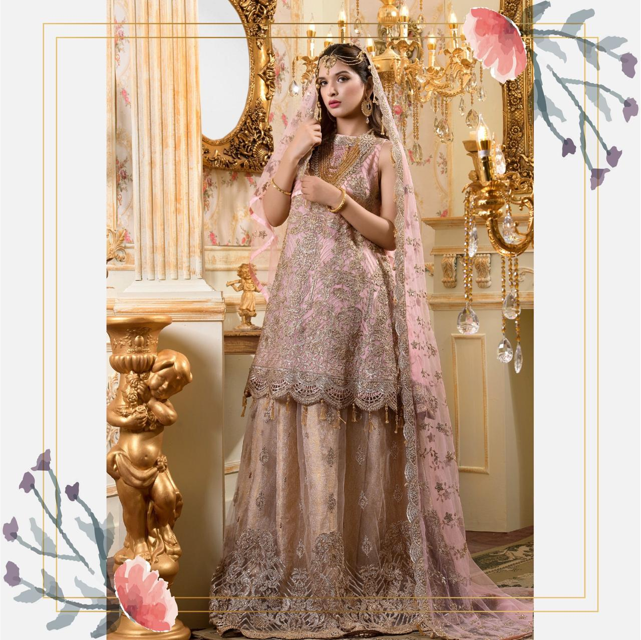 MARYUM N MARIA LUXURY CHIFFON COLLECTION 2019