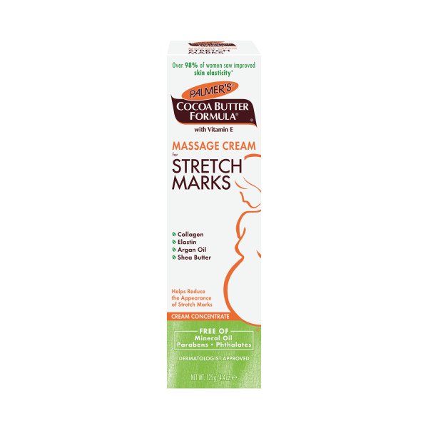 Massage Cream For Stretch Marks