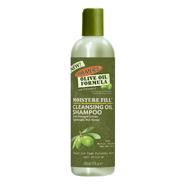 Moisture Fill™ Cleansing Oil Shampoo