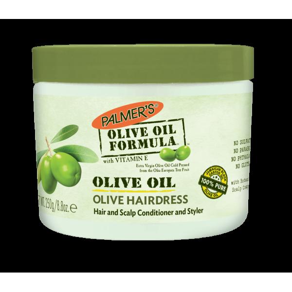 Olive Hairdress