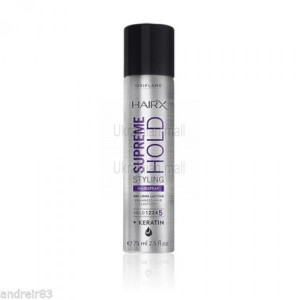 HairX Supreme Hold Styling Hairspray